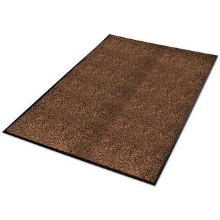 Guardian Platinum Series Indoor Wiper Mat Nylon/Polypropylene 48 x 72 Brown