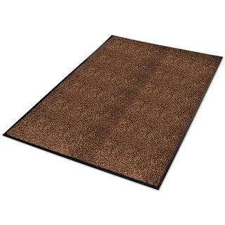 Guardian Platinum Series Indoor Wiper Mat Nylon/Polypropylene 36 x 60 Brown - N/A