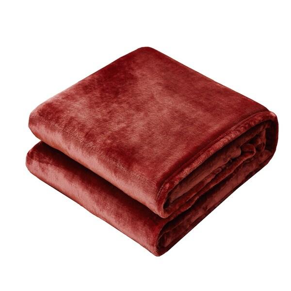 Comfortable Smooth & Supple Velvet Blanket