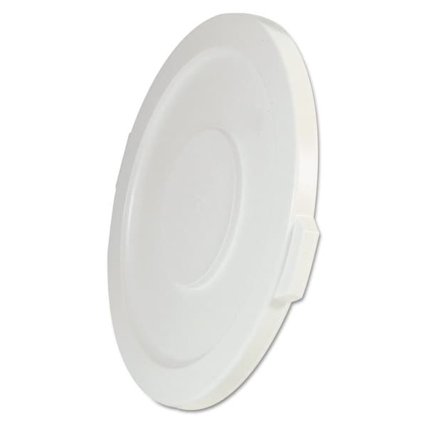Shop Rubbermaid Commercial Round Flat Top Lid For 32