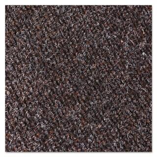 Crown Marathon Wiper/Scraper Mat Polypropylene/Vinyl 36 x 60 Dark Brown