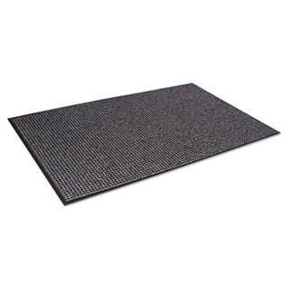 Crown Oxford Wiper Mat 36 x 60 Black/Grey