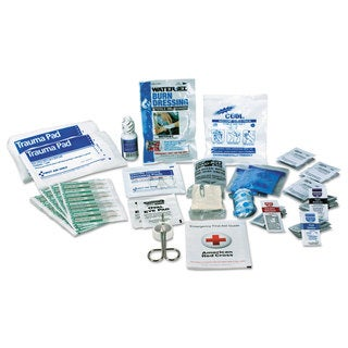 First Aid Only ANSI 2015 Compliant First Aid Kit Refill Class A 25 People 89 Pieces