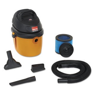 Shop-Vac Portable Economy Wet/Dry Vacuum 2.5 gal 120V 8A 9lbs Black/Yellow