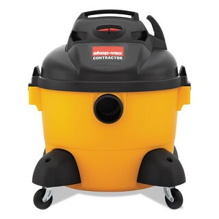 Shop-Vac Right Stuff Wet/Dry Vacuum 8 Amps 19lbs Yellow with Black
