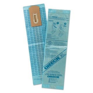 Oreck Commercial Disposable Vacuum Bags XL Standard Filtration 25/Pack