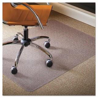 ES Robbins Natural Origins Chair Mat For Carpet 36 x 48 Clear