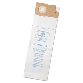 Janitized Vacuum Filter Bags Designed to Fit NSS Marshall 14/18/Bandit 14 100/Case|https://ak1.ostkcdn.com/images/products/14003403/P20625991.jpg?impolicy=medium
