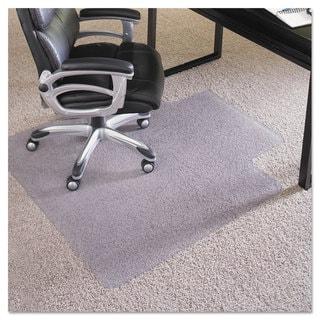 ES Robbins 36x48 Lip Chair Mat Performance Series AnchorBar for Carpet up to 1 inches