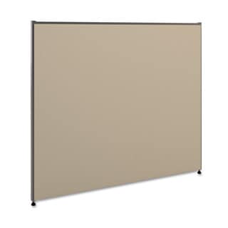basyx Verse Office Panel 48-inch wide x 42-inch high Grey