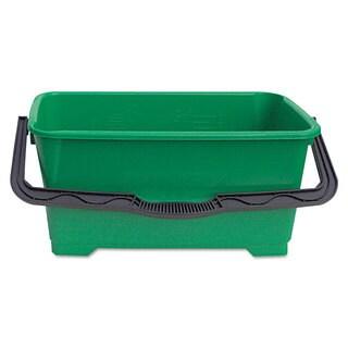 Unger Pro Bucket 6gal Plastic Green