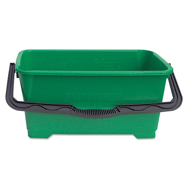 Shop Unger Pro Bucket 6gal Plastic Green Free Shipping