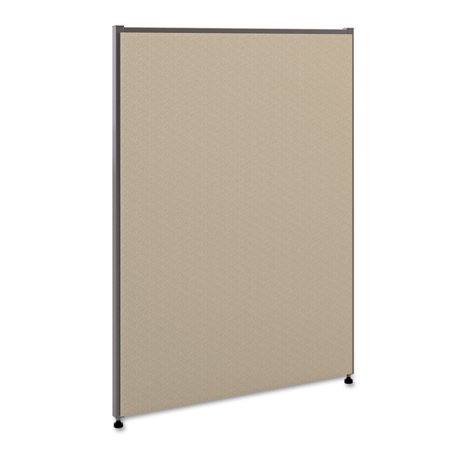 BASYX Verse Office Panel 30-inch wide x 42-inch high Grey...