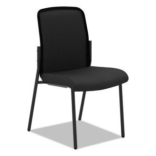 basyx VL508 Mesh Back Multi-Purpose Chair Black