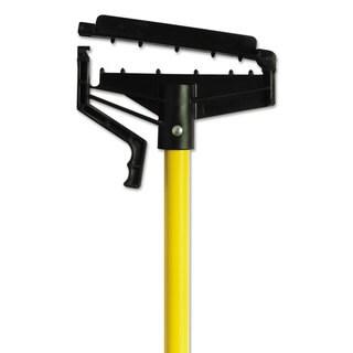 O-Cedar Commercial Quick-Change Mop Handle 60-inch Fiberglass Yellow 6/Carton