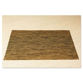 Office Settings Placemats 17 x 12 Camel 12/Box