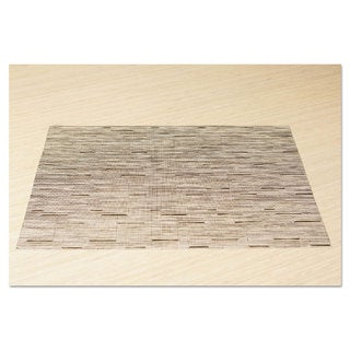 Office Settings Placemats 17 x 12 Oatmeal 12/Box