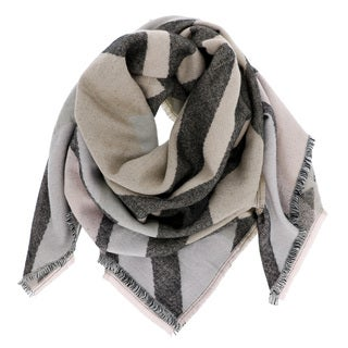 LA77 Diamond Geometric Scarf