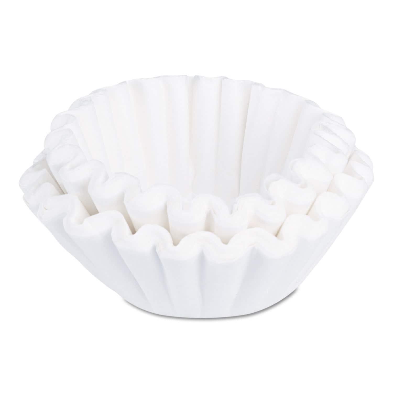 BUNN Flat Bottom Funnel Shaped Filters for Bunn U3 Brewer...