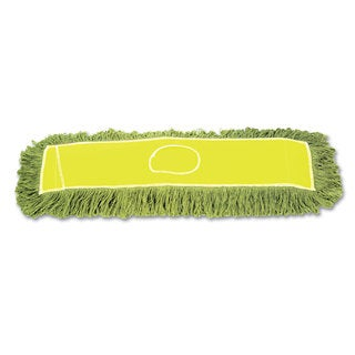 Boardwalk Echo Dustmop Synthetic/Cotton 36-inch x 5-inch Green