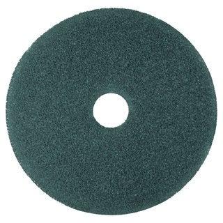 3M Cleaner Floor Pad 5300 17 inches Blue 5/Carton