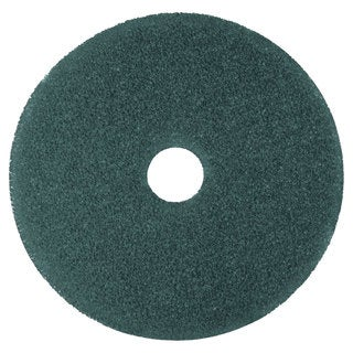 3M Cleaner Floor Pad 5300 20-inch Blue 5/Carton