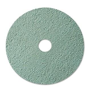 3M Burnish Floor Pad 3100 20 inches Aqua 5/Carton