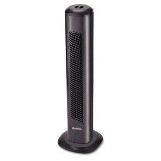 Holmes Black 3-speed  Oscillating Tower Fan