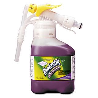 Fantastik Super Concentrate All-Purpose Cleaner RTD Fresh Scent 50.7-ounce Bottle