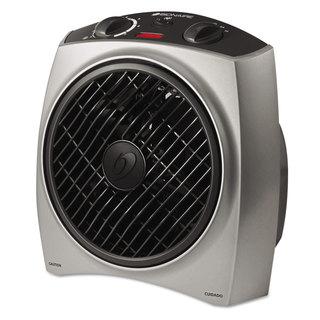 Bionaire Grey 1500-watt Oscillating Heat Circulator