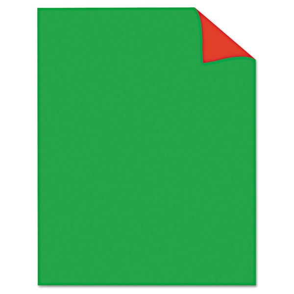Shop Royal Brites Two Cool Poster Board 22 X 28 Redgreen 25pack