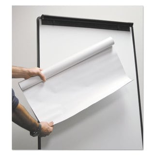 Universal Super Value Unruled Easel Pad Roll Unruled 30-inch x 27-inch 50 Sheets 4/Pack