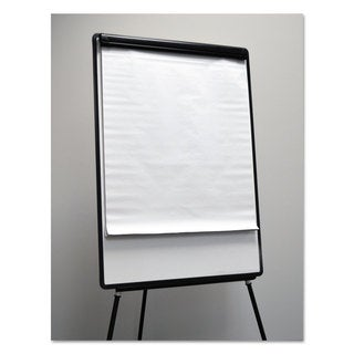 Universal Super Value Repositionable Easel Pad Roll Unruled 30 inches x 27 inches 30 Sheets 2/Pack