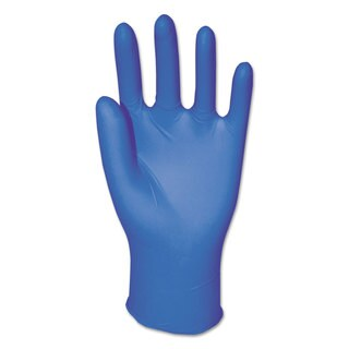 Boardwalk Disposable General-Purpose Powder-Free Nitrile Gloves XL Blue 5 mil 1000/Carton