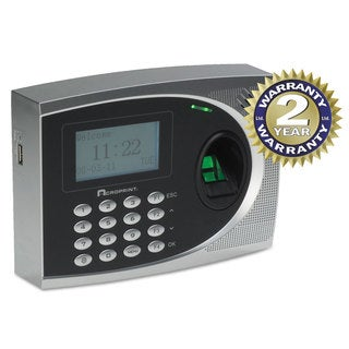 Acroprint timeQplus Biometric Time and Attendance System Automated
