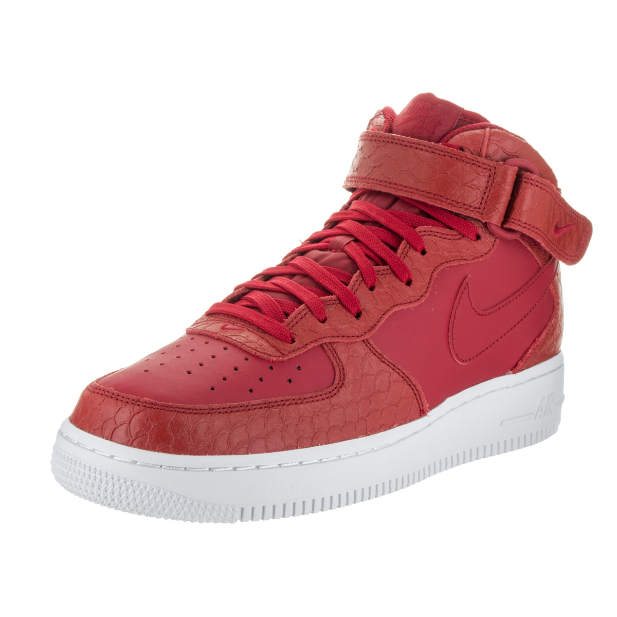 Nike Men's Air Force 1 Mid '07 LV8 Basketball Shoe (8), R...