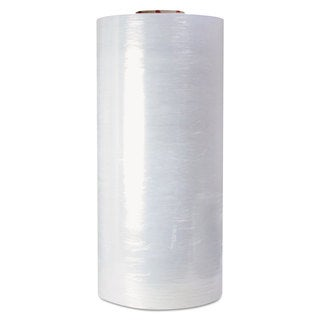 Universal High-Performance Pre-Stretched Handwrap Film 16 inches x 1500ft 32-Ga Clear 4/Carton