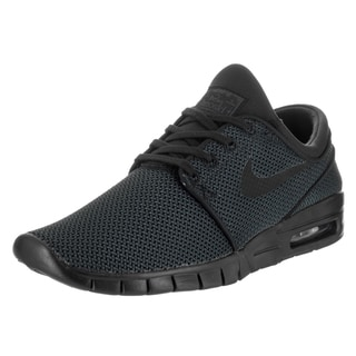 Nike Men's Stefan Janoski Max Black Skate Shoes