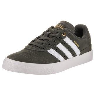Adidas Men's Busenitz Vulc Adv Green Suede Skate Shoes