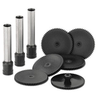 Swingline Replacement Punch Kit for Extra High-Capacity Three-Hole Punch 9/32 Diameter
