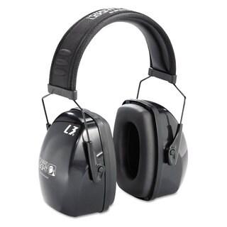 Howard Leight by Honeywell Leightning L3 Noise-Blocking Earmuffs 30NRR Black/Grey
