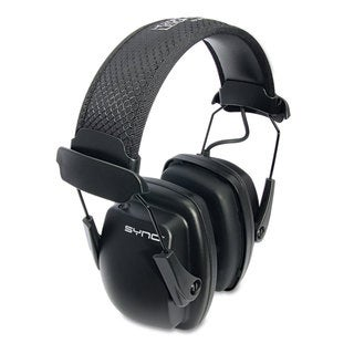 Howard Leight by Honeywell Sync Stereo Earmuff 25 dB NRR