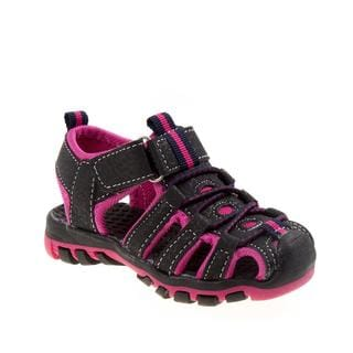 Rugged Bear Girls' Casual Sandals
