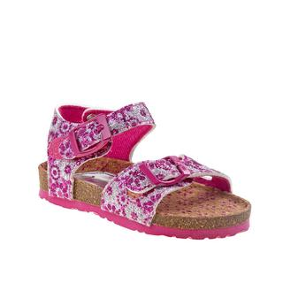 Rugged Bear Girls Birkenstock Pink Polyurethane Sandals