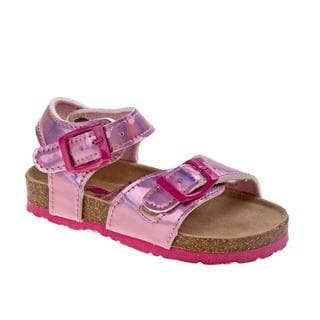 Rugged Bear Girls' Birkenstock Sandals