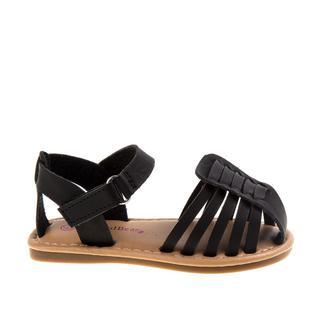 Rugged Bear Girl's Polyurethane Strappy Sandals