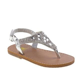 Rugged Bear Girls' Sandals