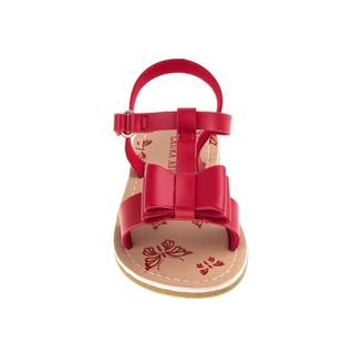 Laura Ashley Toddler Girls' Double Bow Sling-back Sandals