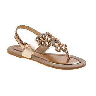 Laura Ashley Girls' Sandal