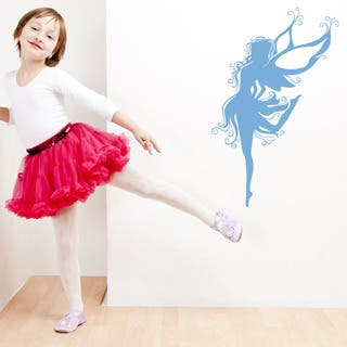 Ballerina Fairy Wall Decal|https://ak1.ostkcdn.com/images/products/14004846/P20627243.jpg?impolicy=medium